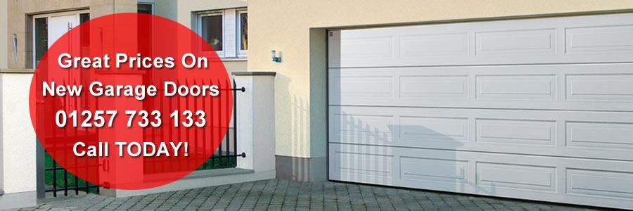New Garage Doors Chorley Cardale Henderson Garador Normstahl